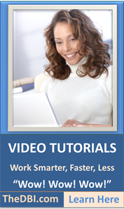 Video Tutorials Improve Productivity The Digital Breakthroughs Institute