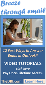 12 Fast Ways to Answer Email in Outlook and Breeze Through It Video Tutorials