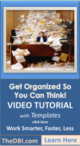 Get Organized At Work So You Can Think with Peggy Duncan video tutorial